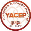 Yoga Alliance Continuing Edication Provider logo